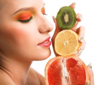 Ovoce a zelenina v kosmetice - citrón