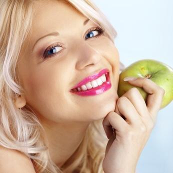 Ovoce a zelenina v kosmetice - jablko