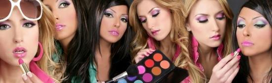 tipy na líčení - barbie líčení